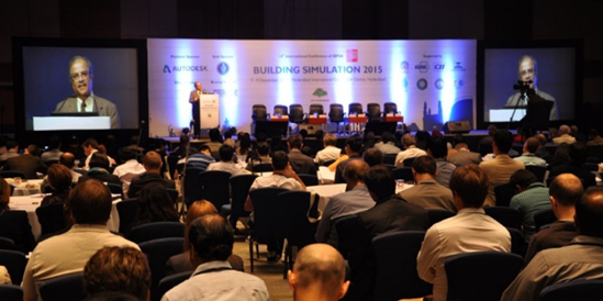 Building Simulation 2015 Conference